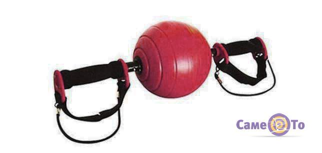 Гимнастический ролик-колесо для пресса Aboorb