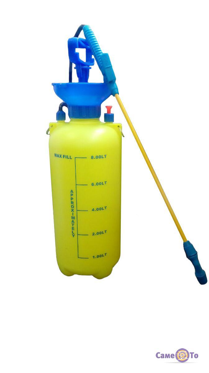 Ручной помповый опрыскиватель Форте Оп-8 Pressure Sprayer 8 л.