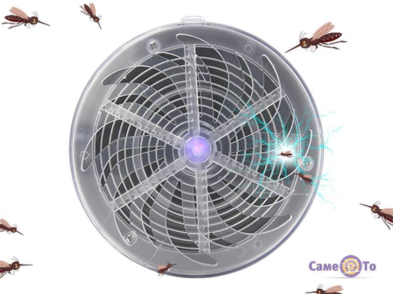 Электрическая мухобойка для защиты от комаров и насекомых Solar Buzzkill