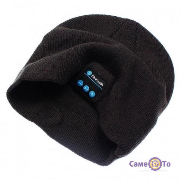 Шапка со встроенной Bluetooth гарнитурой Music Hat