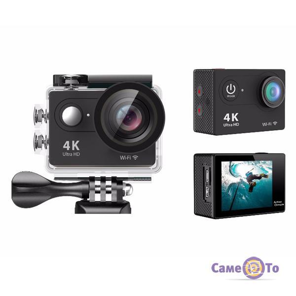 Экшн камера Eken H9R ULTRA HD 1080p, 4K + Wi-Fi