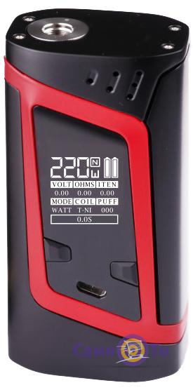 Электронная сигарета (атомайзер) SMOK Alien Kit 220W