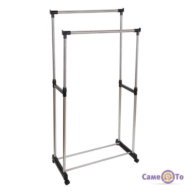 Вешалка-стойка для одежды напольная металлическая Fanxingyu FXY-8168 Drying Rack