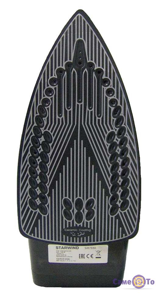 ... StarWind SIR 7930 - утюг отпариватель для одежды с автоотключением 40b31ea9f9ad3