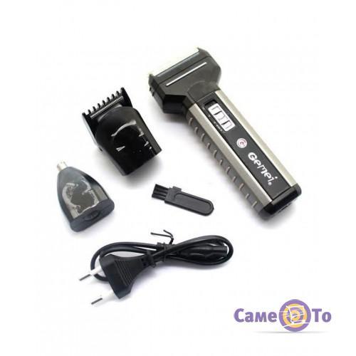 Триммер электробритва для бороды и носа Gemei GM-789