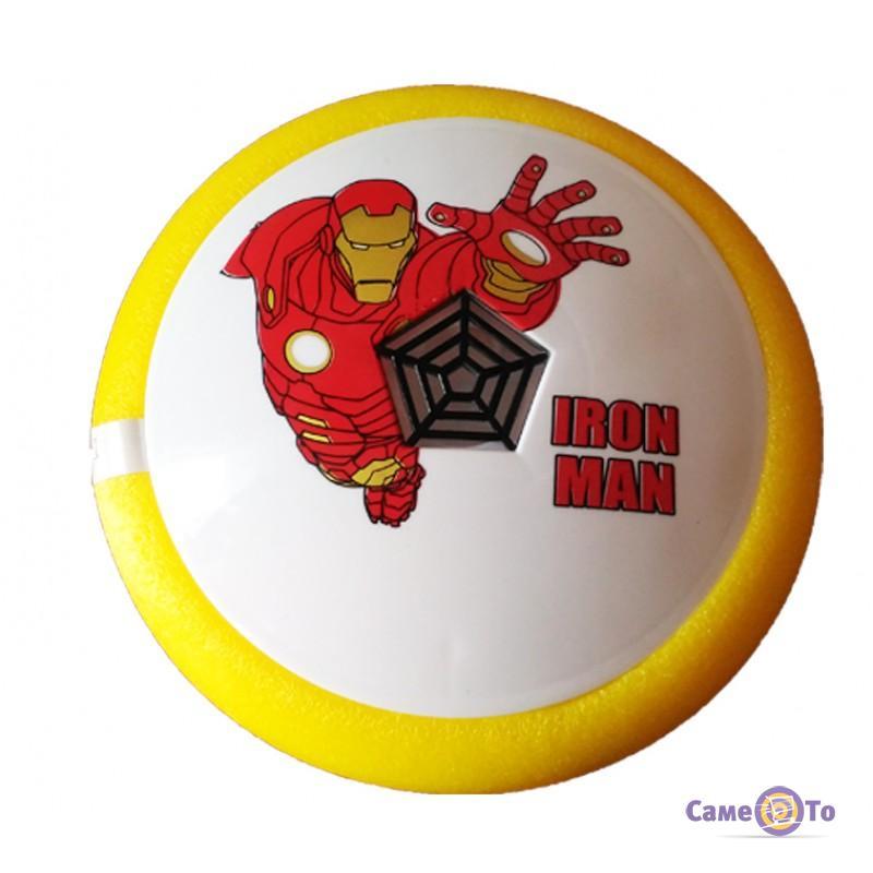 "Hover Ball (Ховербол) - мяч для аэрофутбола летающий, серия ""Мстители"""