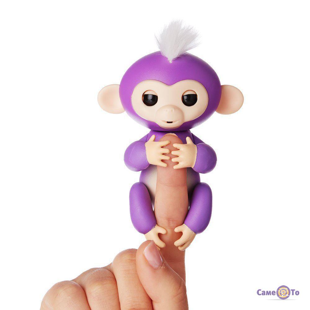 Интерактивная игрушка обезьянка на палец WowWee