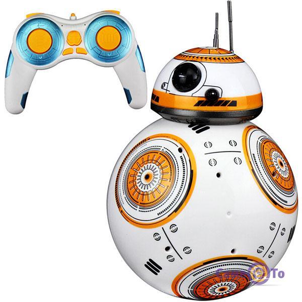 Робот-игрушка на радиоуправлении Sphero BB8 из Звездных Войн