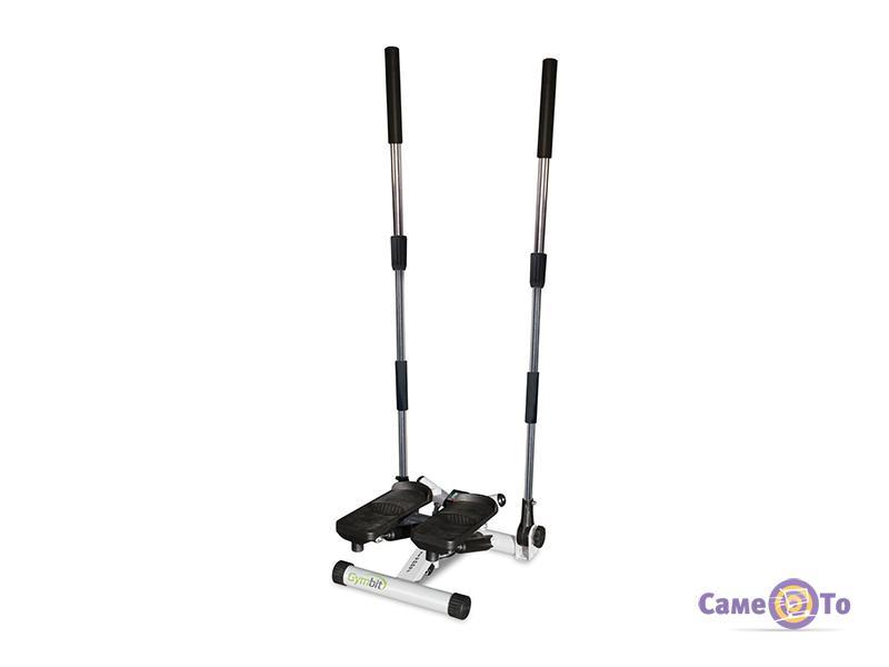 Тренажер-степпер для ног и спины 2 в 1 Gymbit