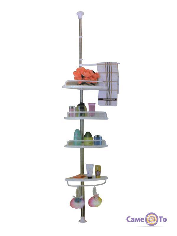 Угловая металлическая полка для ванной комнаты Aidesen ADS-188 Multi Corner Shelf