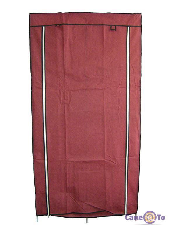 Портативный платяной текстильный шкаф для одежды HCX Storage Wardrobe 8890