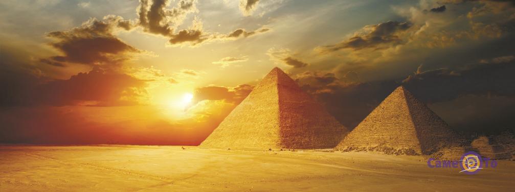 Настенный инфракрасный электрический обогреватель-картина VIP Египет