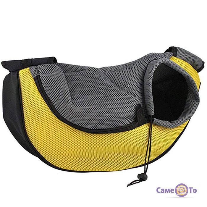 Cумка переноска (слинг) для собак и кошек CISNO Carry Carrier Outdoor Travel Оxford