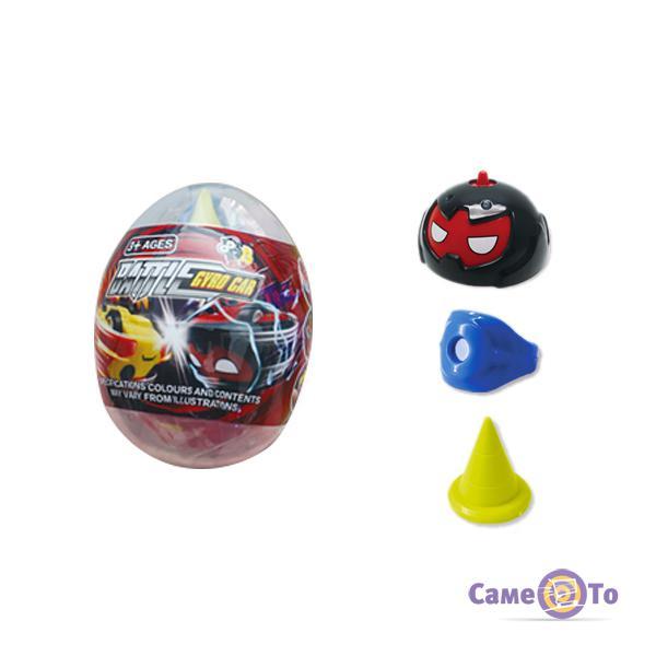 Детские игрушечные машинки Бейблейд Battle Gyro Car в пластиковом яйце