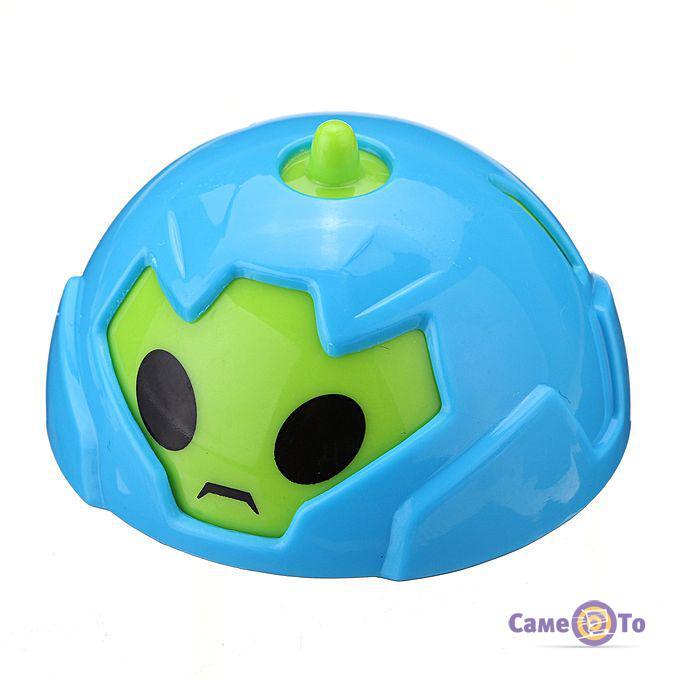 Beyblade дитячі іграшкові машинки Бейблейд Battle Gyro Car в пластиковому яйці