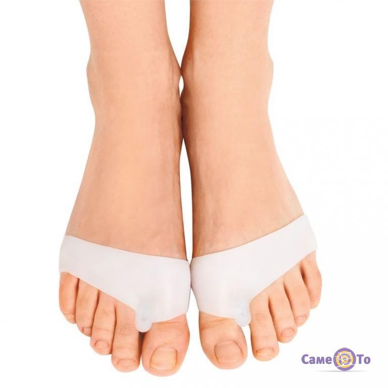 Силиконовые фиксаторы для большого пальца ноги