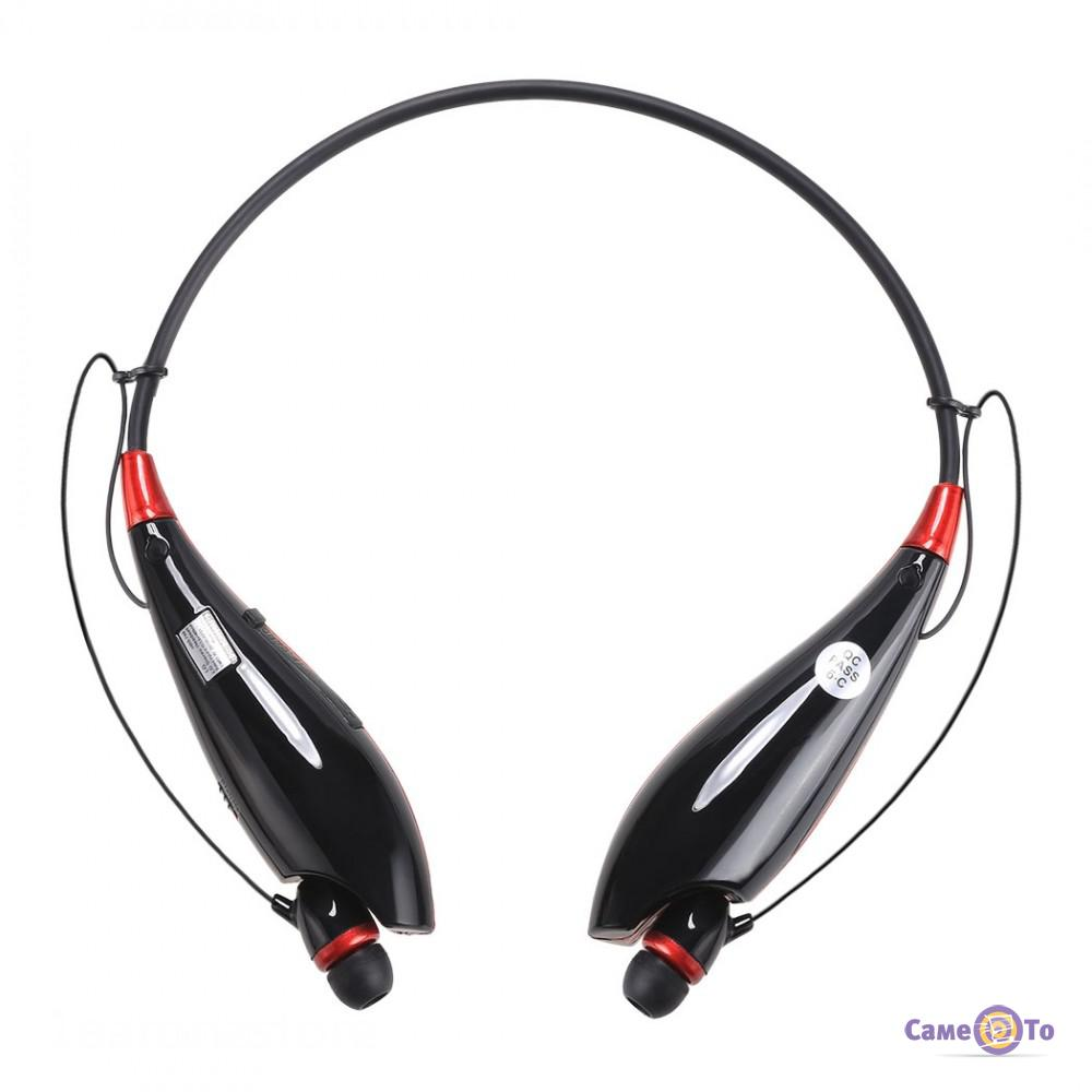 Беспроводные Bluetooth наушники с микрофоном для телефона LG S740T