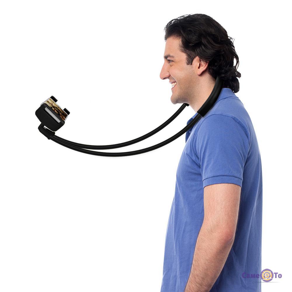 Гибкий держатель для мобильного телефона в машину Lazy Bracket