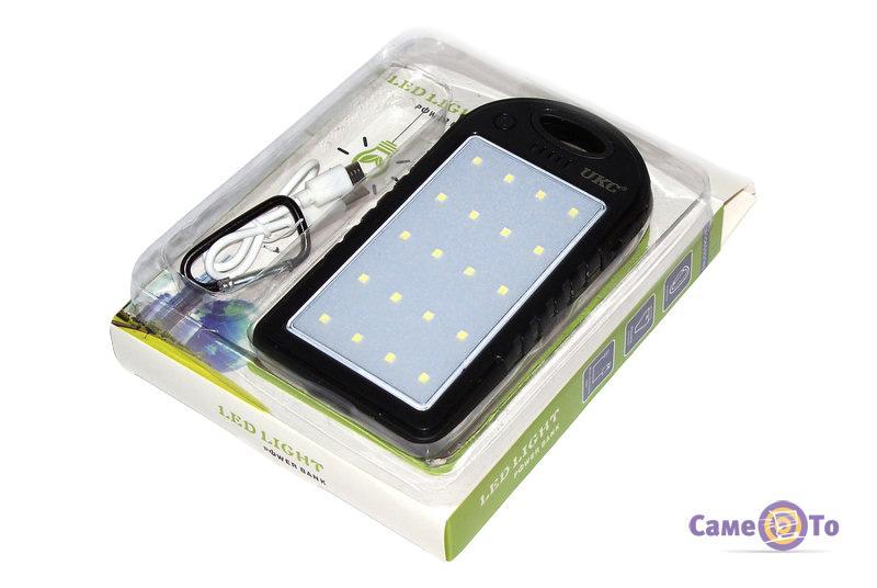 Портативное зарядное устройство для телефона Power bank UKC 21800mAh