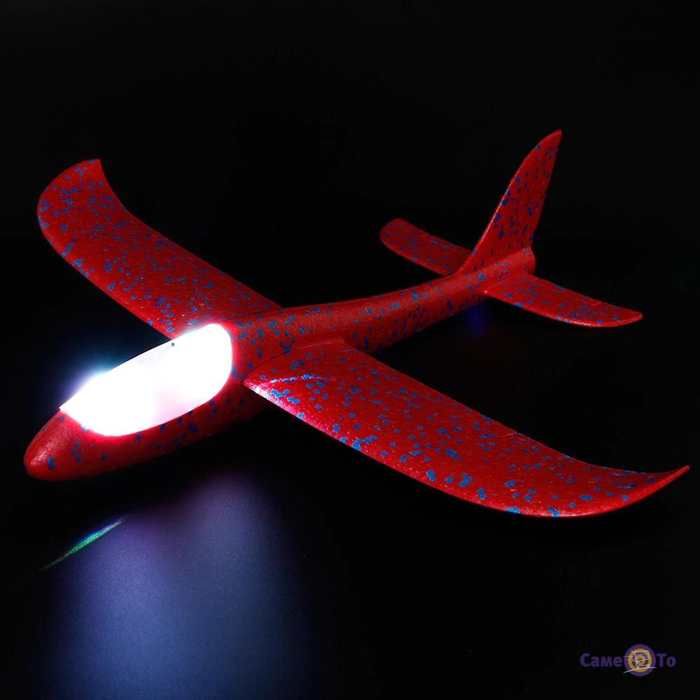 Детский самолет - планер