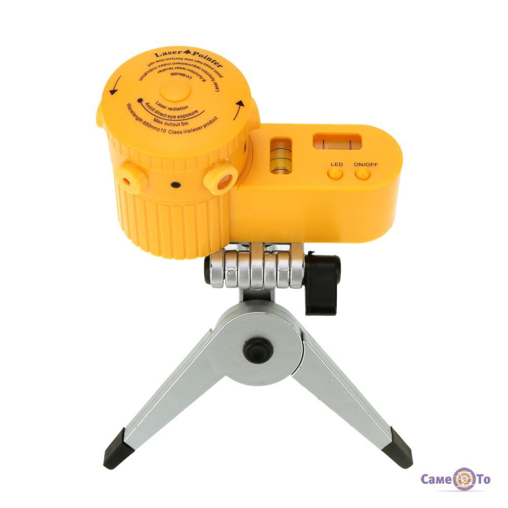 Ротационный лазерный нивелир LV-06 со штативом