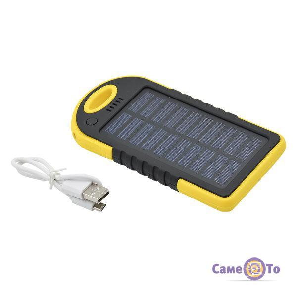 Портативное зарядное устройство - Solar Power Bank ES500