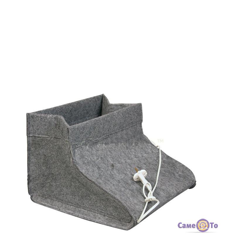 Грелка для ног «Сапожок-грелка» инфракрасный обогрев