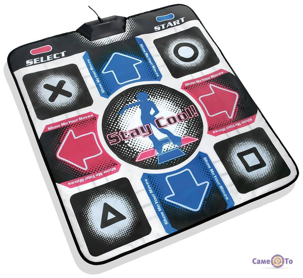 Танцевальный коврик Extreme Dance Pad TV+PC