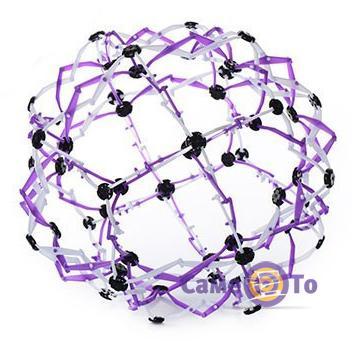 Сфера Хобермана - развивающий шар головоломка, 26 см