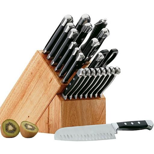 Ножи и столовые приборы