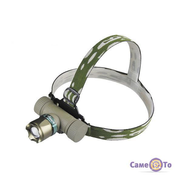 Налобный фонарь Police BL-6866 1000W
