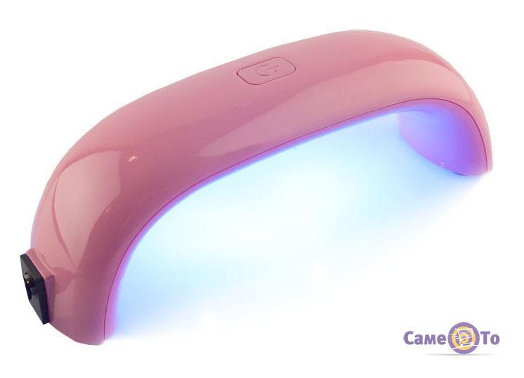LED лампа для сушки ногтей Mini LED Nail Lamp