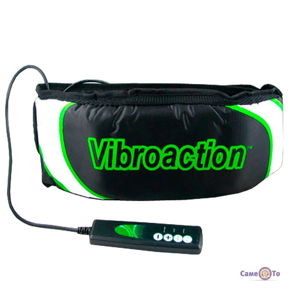 Пояс для похудения массажный Vibroaction (Виброэкшн)