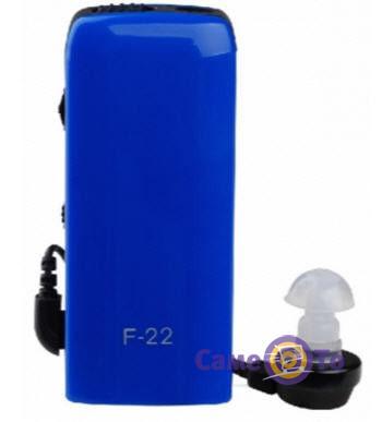Слуховой аппарат Axon F-22 карманный внутриушной