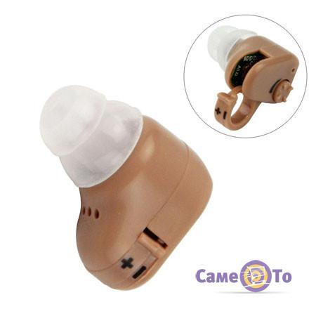 Внутриушной слуховой аппарат - усилитель слуха Axon K-55