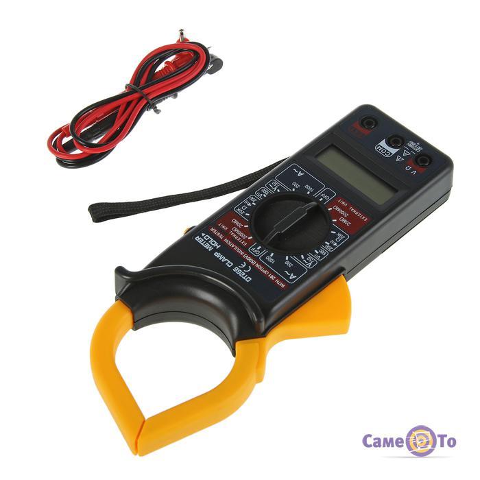 Digital Clamp Meter Dt 266 : Токовые клещи dt digital clamp meter цена отзывы