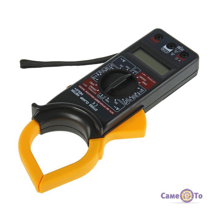Токовые клещи DT-266 Digital Clamp Meter