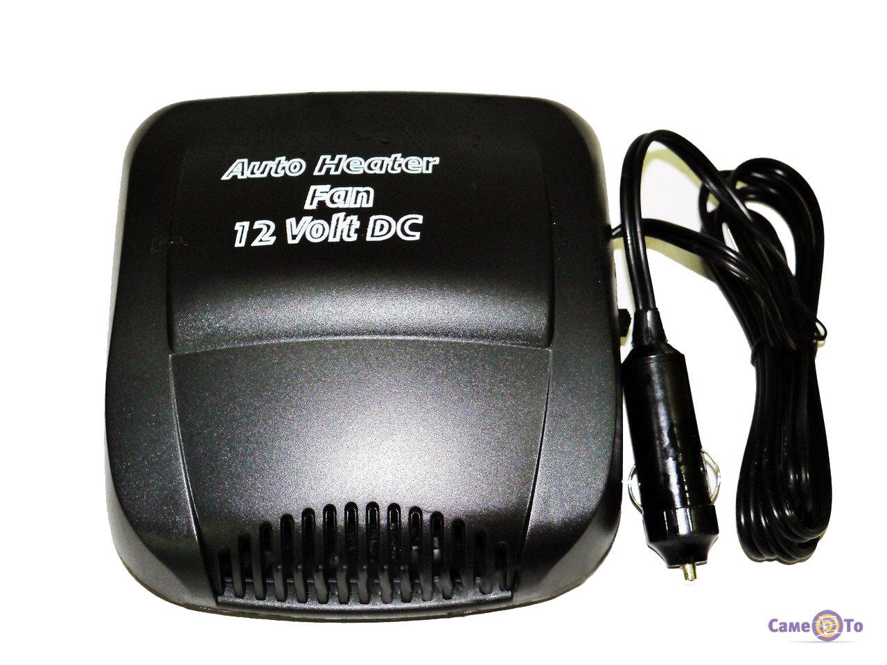 Автомобильный обогреватель салона от прикуривателя Aeroterma si Ventilator
