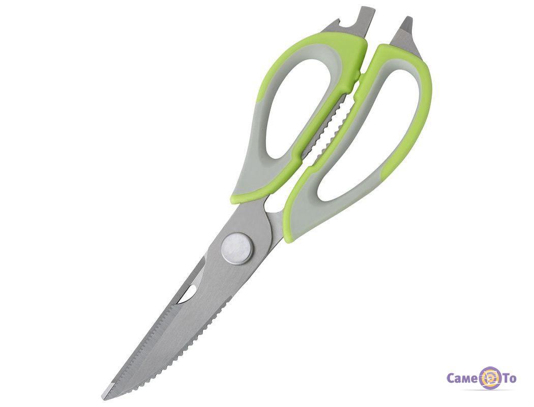Многофункциональные кухонные Мощные ножницы 10 в 1