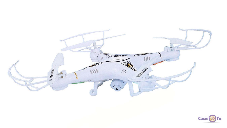 Квадрокоптер с камерой Real Time Transmission 8987W