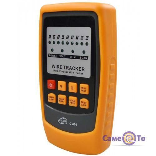 Цифровой тестер мультиметр DT GM60