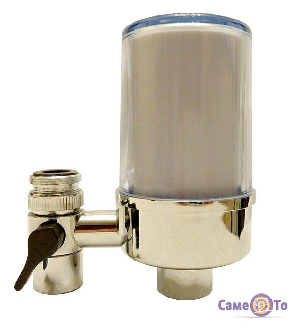 Прямой проточный фильтр-очиститель для воды High Tech Goods Trump Water-Cleaner