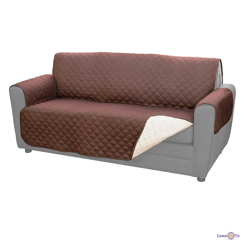 Покрывало-накидка на диван двустороннее Couch Coat