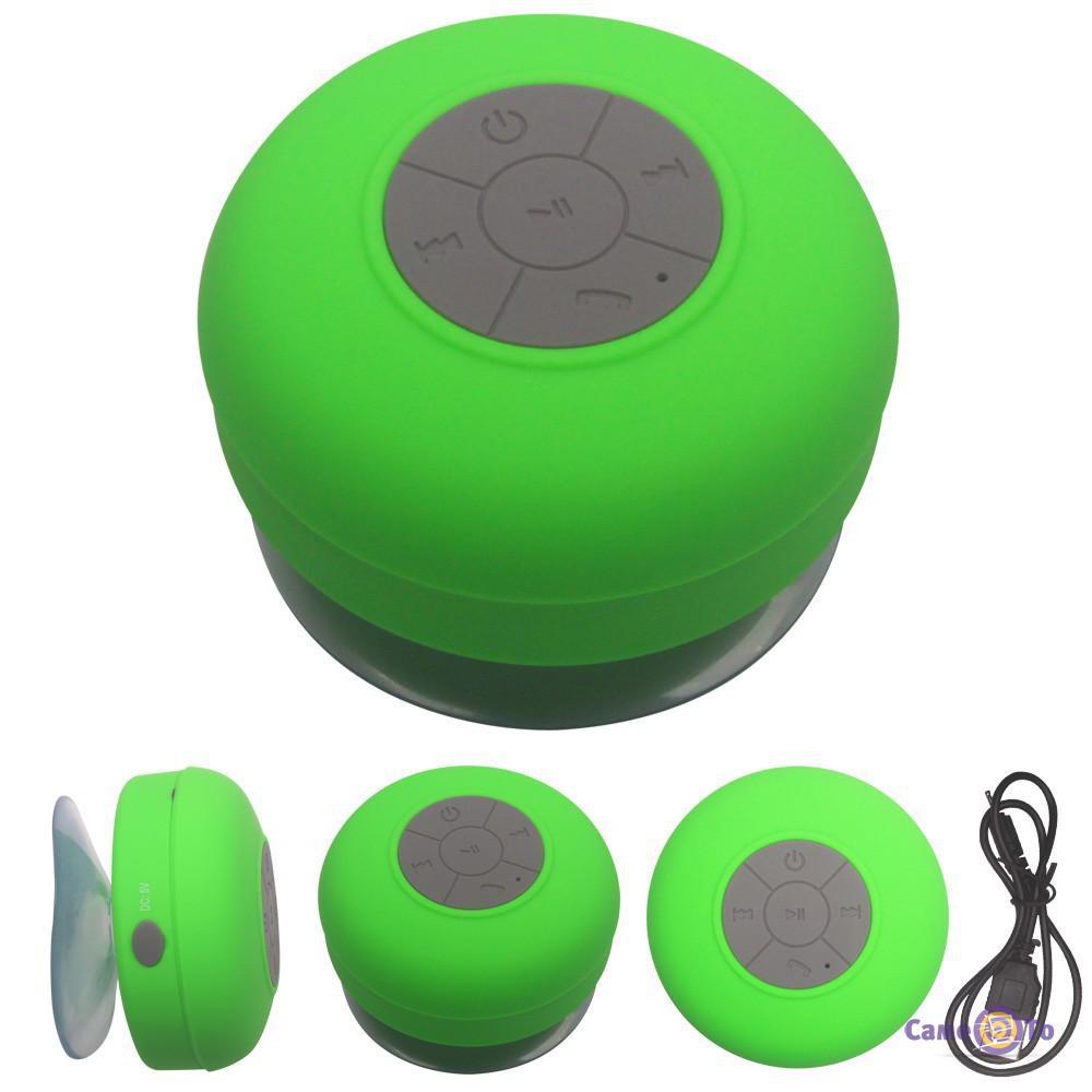 Портативная водонепроницаемая колонка для душа Waterproof Wireless Bluetooth Shower Speaker BTS-06