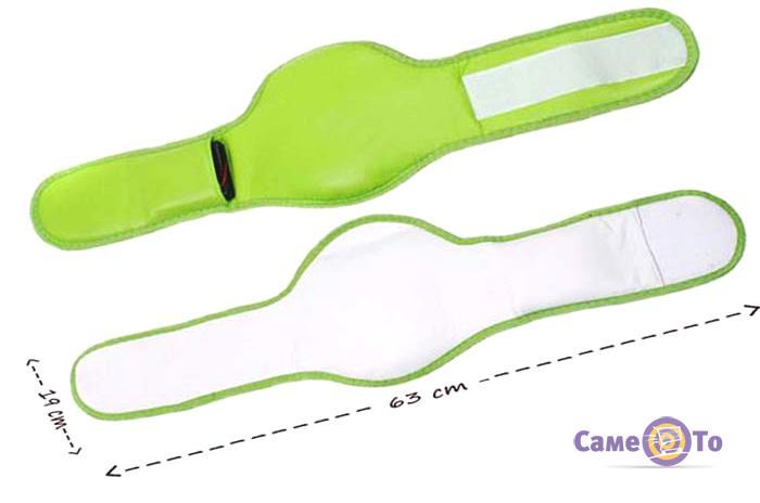 Электро-вибромассажер для ног ручной EZ Leg Massager