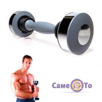 Спортивная гантель Shake Weight (Шейк Уэйт) мужская модель