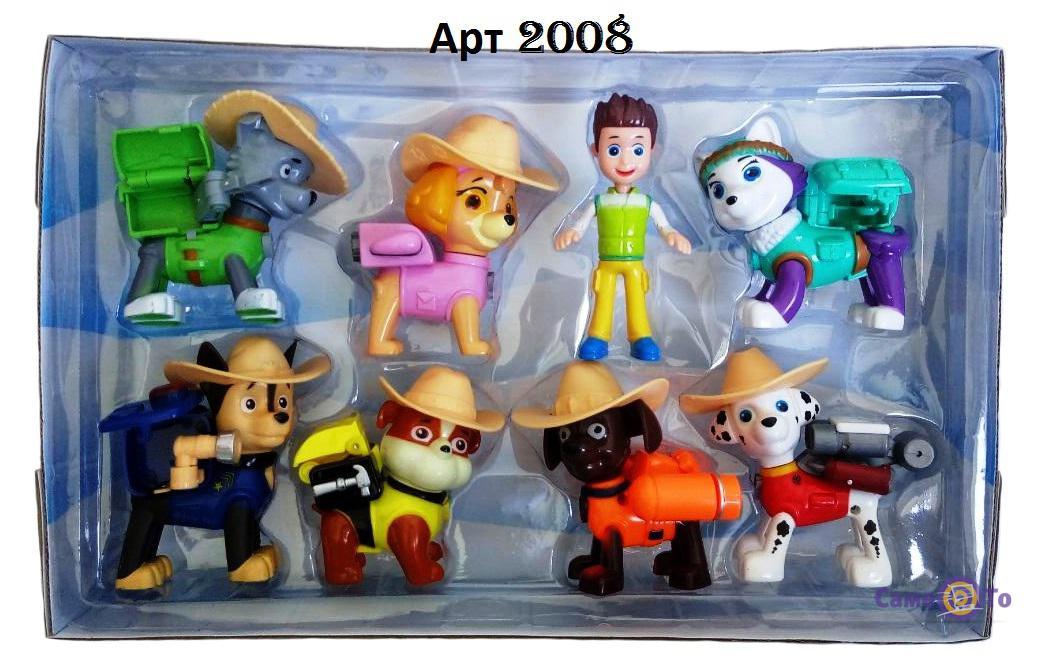Щенячий патруль Paw Patrol набор игрушек
