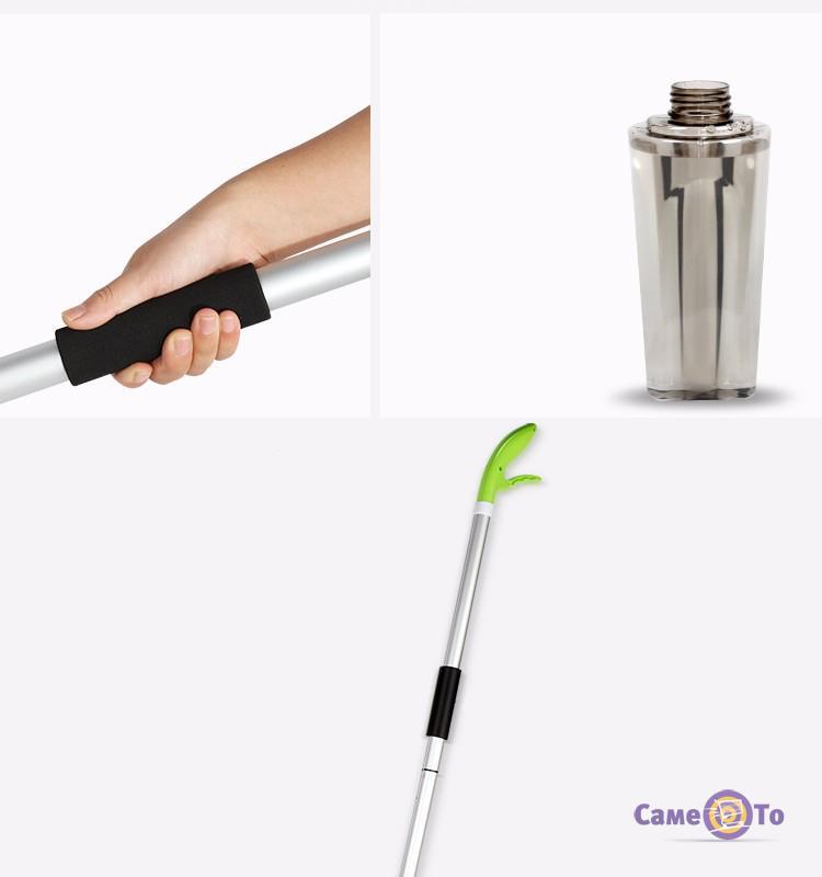Универсальная швабра для уборки с распылителем Healthy Spray Mop