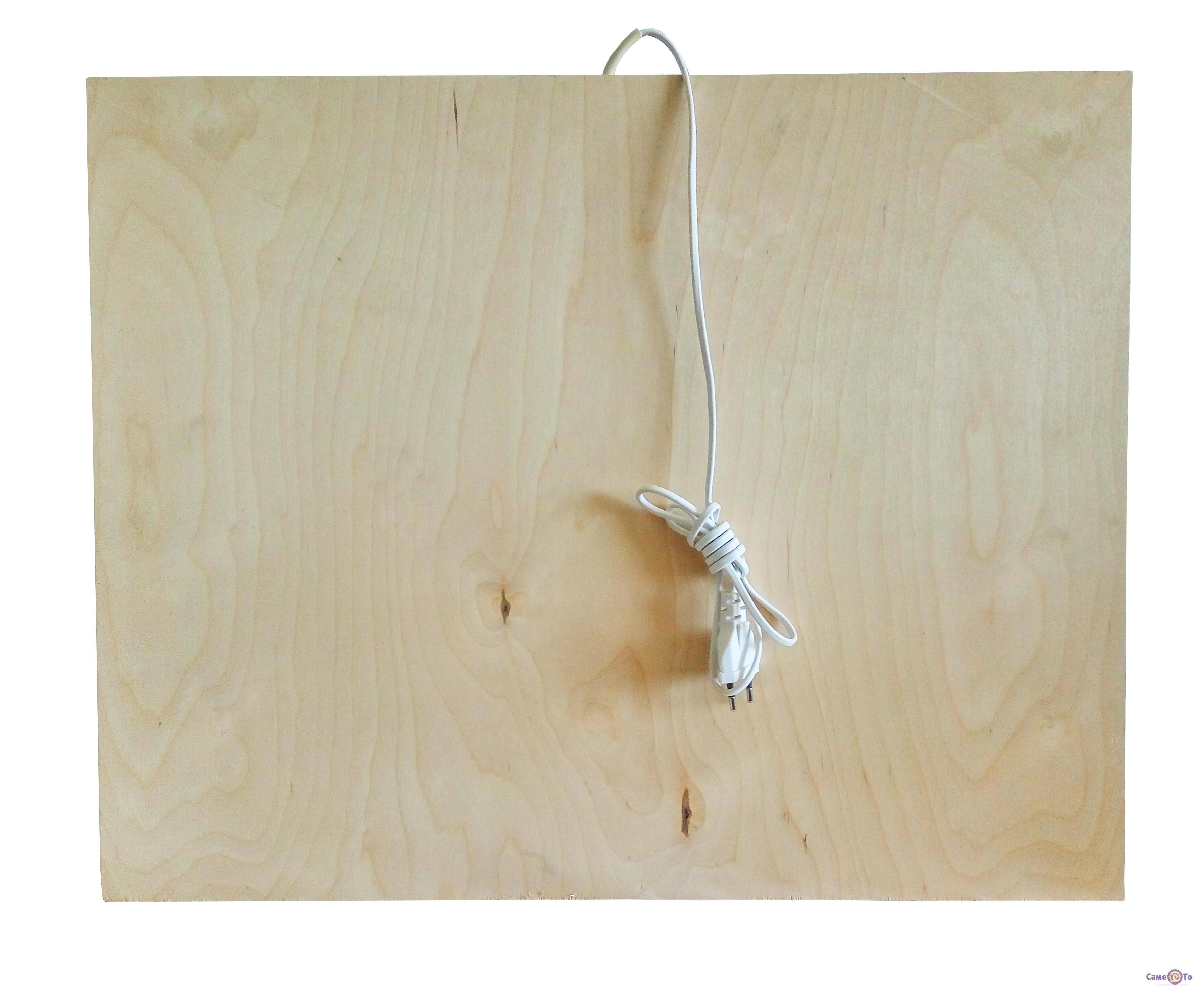Обогреватель - подставка из дерева QSB 100 Вт