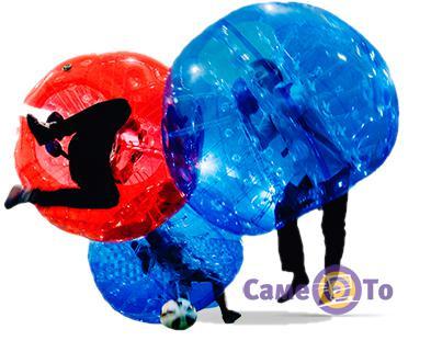 Ударный шар для игры в вышибалу - Bumper ball (бампербол)